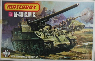 MATCHBOX M-40 G.M.C.