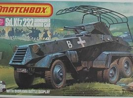 SD.KFZ 232 ARMOURED RADIO CAR
