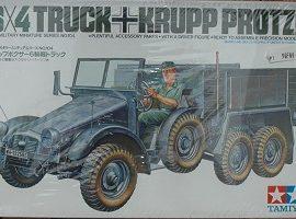 6X4 TRUCK KRUPP PROTZE