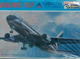 BOEING 767 DELTA AIR LINES