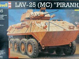 LAV-25 (MC) PIRANHA